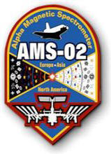 STS-134/AMS Mission Logo