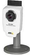 Axis network camera