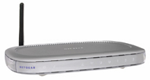 NETGEAR WGR826V wireless router with VOIP